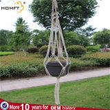 De hangende Pannelap van het Macramé van de Planter
