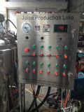 딸기 또는 들쭉 또는 검은 딸기 작은 주스 생산 기계