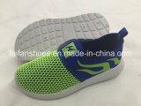 Самые последние ботинки спорта тапки ботинок холстины впрыски детей конструкции (FF-7-04)
