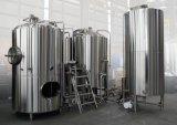 醸造ビールのための実験装置かビールウワートの生産のための装置