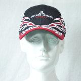 帽子を競争させるカスタム方法連続した帽子によって刺繍される野球帽