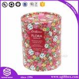 Rectángulo cuadrado de empaquetado de papel colorido del perfume de Costom Prinring