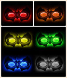 Novos produtos Glow Mask for Halloween