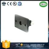 Gelijkstroom-012 de Contactdoos van de Lijn van het Lassen Pin=2.0/2.5mm