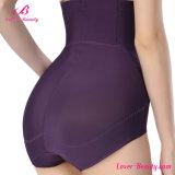 Carrocería elegante púrpura Shapwear Panty de la elevación del tope de Hotselling