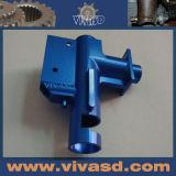 Airsoft 총 방아쇠를 기계로 가공하는 CNC