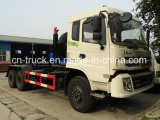 6X4 Dongfeng 260HP 16mt Skip Loader Garbage Truck