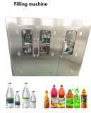 Completar el llenado de bebidas Packging líquido embotellado de planta de maquinaria para la botella PET
