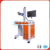 máquina óptica de la marca del laser de 30W 50W para el metal y el no metal