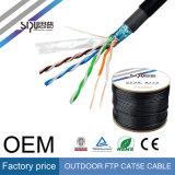 LAN Cat5e UTP van Sipu de OpenluchtKabel van het Netwerk van de Kabel voor Mededeling