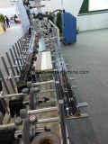 Travail du bois décoratif de largeur COMPLÈTE du panneau 300mm feuilletant la machine chaude de colle