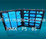 Afficheur LED d'intérieur de P5 HD pour l'étape de location