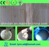 PVAC emulsión blanca, blanca Pegamento para madera,
