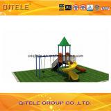 114mm galvanisiertes Pfosten-Einfachheits-Kind-im Freienspielplatz-Gerät