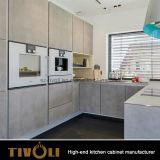 高品質によってアセンブルされる台所Cabients Tivo-0185V