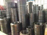 Bride chaude de pipe d'acier du carbone de la norme ANSI DIN de vente de la Chine