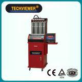 연료 분사 장치 세탁기술자 Fi 6f/Fuel 인젝터 검사자 또는 유효한 연료 분사 장치 Analyzer/OEM & ODM