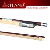 Arqueamiento de violín redondo del Brazilwood del palillo (NB900)