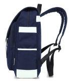Saco da trouxa do portátil da lona, saco da trouxa da escola do lazer para viajar
