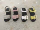Het Leer van de Manier van Sandals van het Jonge geitje van Sandals van kinderen