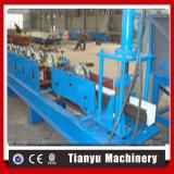 Descente de l'aluminium Gouttière machine de formage à froid de la descente de rouleau
