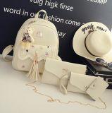 Madame réglée Backpack (XM0473) de sac d'école de mode de constructeur de la Chine