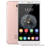 PRO4G Mobiele Telefoon 5.5 de Kern Mtk6753 Octa van de Duim HD van Oukitel U15 Androïde 3GB identiteitskaart van de Vingerafdruk van ROM van RAM 6.0 32GB Dubbele SIM Slimme Telefoon nam Goud toe