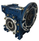 Nmrv Serien-Höhlung-Welle-Endlosschrauben-Gang-Reduzierstück-horizontales Getriebe