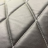 高いAnti-Abrasion PVCスポンジの革Hw-756