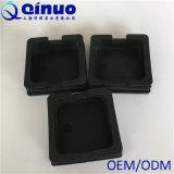 Qinuo 주문 고품질 75 mm 플라스틱 가구 발 프로텍터