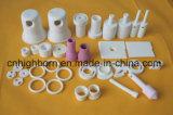 Parti elettriche di ceramica personalizzate dell'isolante dell'allumina