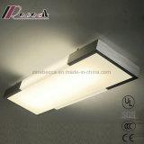 Quadratische Leuchtstoff Aluminiumdecken-Lampe für Vorhalle