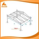 高品質のイベントのためののアルミニウム屋根ふきのトラス