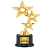 Trofeo su ordinazione del metallo dell'oro di alta qualità