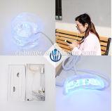 口の皿を白くする柔らかいシリコーンの歯を搭載するライトを白くする16の球根小型LED