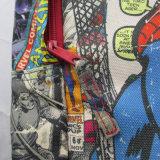 Backpack напечатанного мальчика человека спайдера