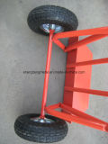 Vervaardiging de van uitstekende kwaliteit van China van de Vrachtwagen van de Hand Ht1819/het Karretje van de Hand