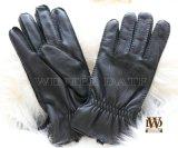 Pelle di daino/Etiopia/barretta mezza cuoio genuino/delle pecore/guanti Fingerless di modo ciclo/di azionamento per gli uomini/signore