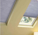 Шторки сота светомаскировки изоляции бесшнуровые полные для окна
