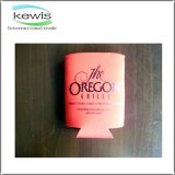 De alta calidad promocional plegable botella titular Koozie