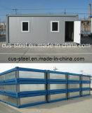 Casa do contêiner Fabricante com marcação CE/