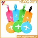 La Chine de haute qualité en PVC Customed Luggage Tag