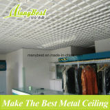Hotsale verschobene Decken-Aluminiumrasterfeld 2018