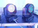 Bewegliches Hauptträger-Licht des Stadiums-Light/36*3W RGB/RGB LED