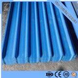 Polycarbonate ondulé couché couleur prépeint tôle de toit