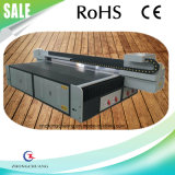 Impressora UV do preço de disconto para a madeira acrílica de couro do plutônio do ABS