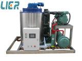 5 Machine van het Ijs van de Vlok van de Output van de ton de Dagelijkse met Compressor Bitzer
