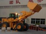 세륨을%s 가진 Quarry Clearing를 위한 Wheel 9 톤 Loader