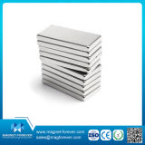 Block Permanent NdFeB Neodymium Magnet with Hole
