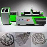 Machinerie de traitement des machines de découpe laser à fibre feuille de métal de la faucheuse Laser